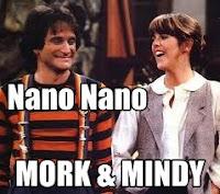 nano nano - mork mindy