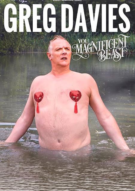 Greg Davies: You Magnificent Beast (2018) ταινιες online seires oipeirates greek subs
