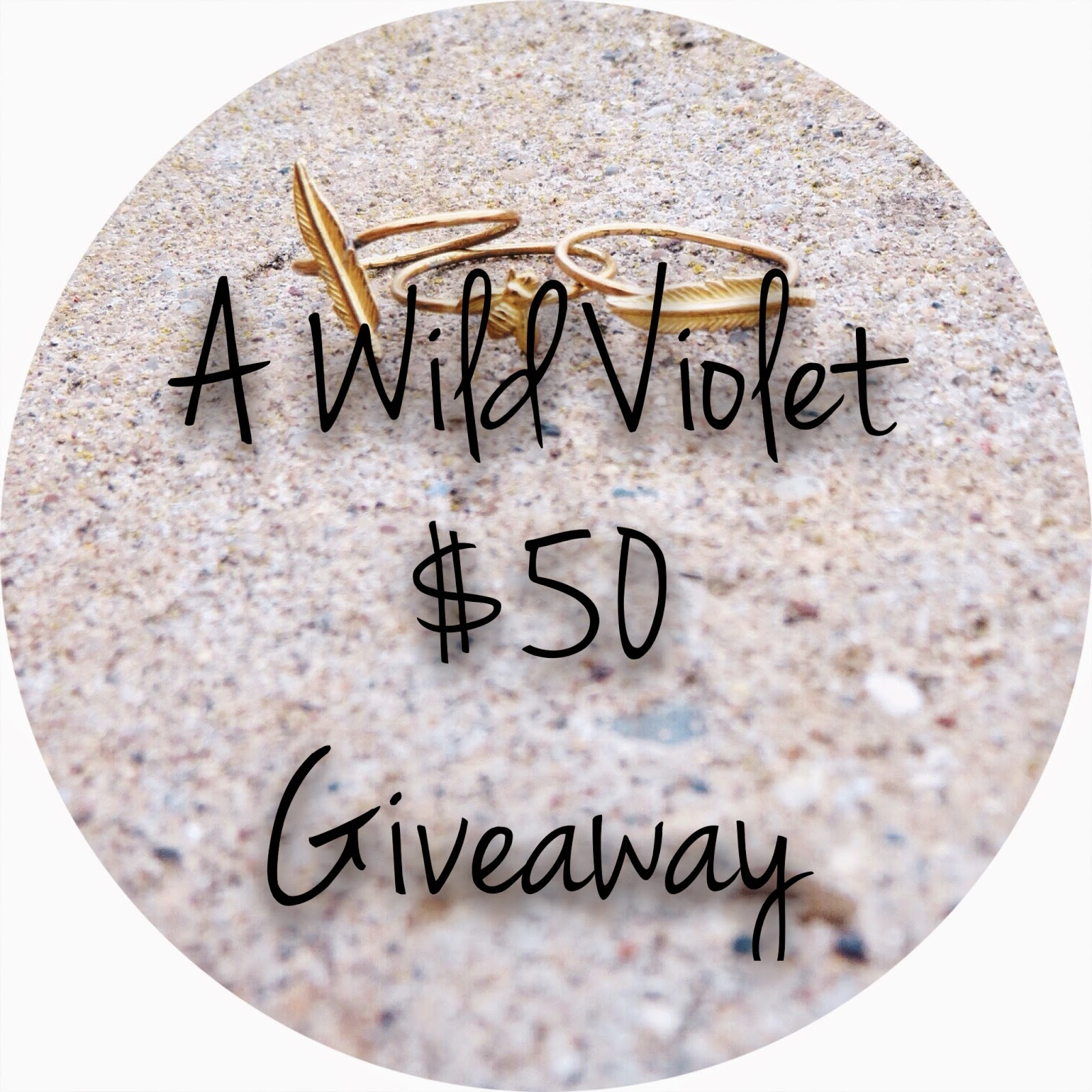 a wild violet, etsy, handmade jewelry, freebie friday, giveaways, etsy giveaway, voucher giveaway, free shop credit, sweepstakes,