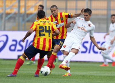Lecce Roma 4-2 highlights sky