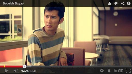 Video Wajib Tonton | Sebelah Sayap Matlutfi90