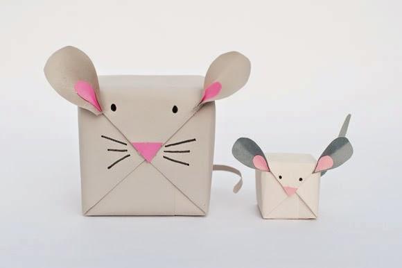 Home kids inspiraci n y creatividad ideas de - Paquetes originales para regalos ...