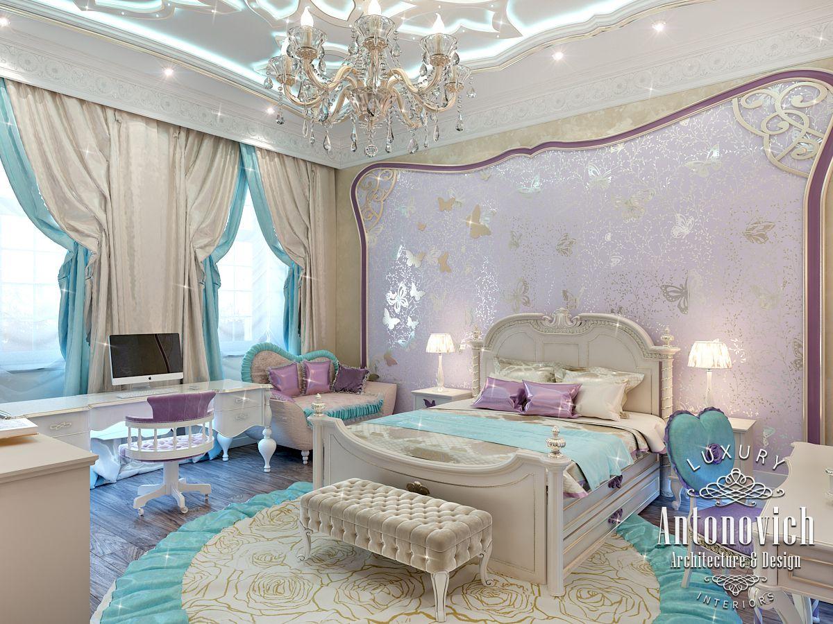 Luxury Antonovich Design Uae Children 39 S Room Design Charming Comfort