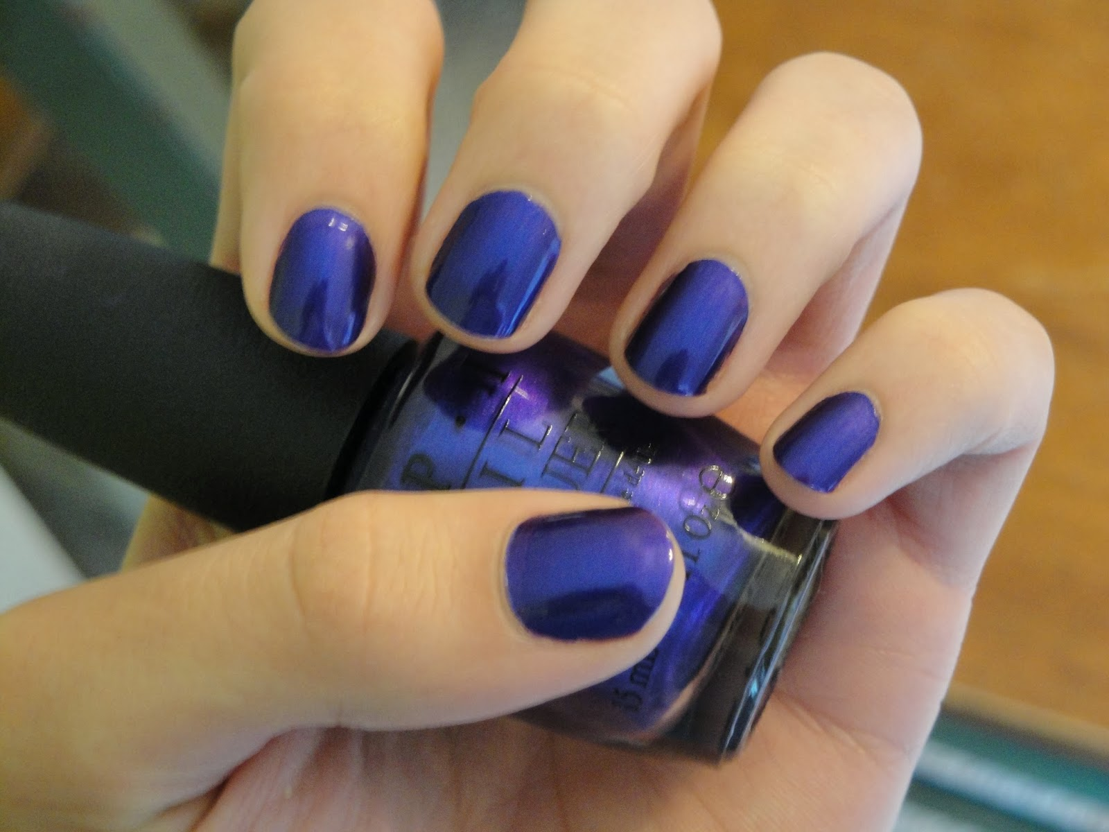 I Bought Tomorrow Never S By Opi Last Year As An Impulse And Expected That It Would Become One Of My Favorite Nail Polishes