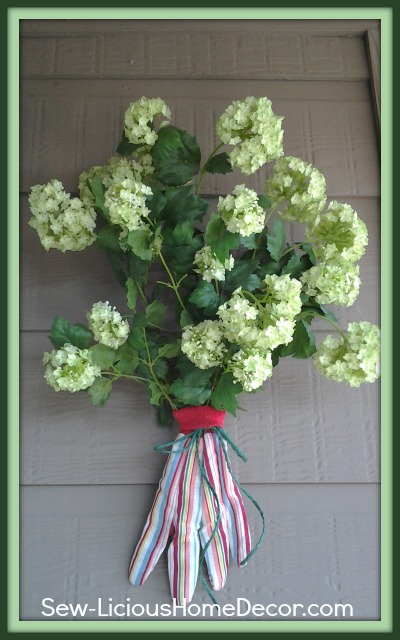 Garden Glove Flower Arrangement
