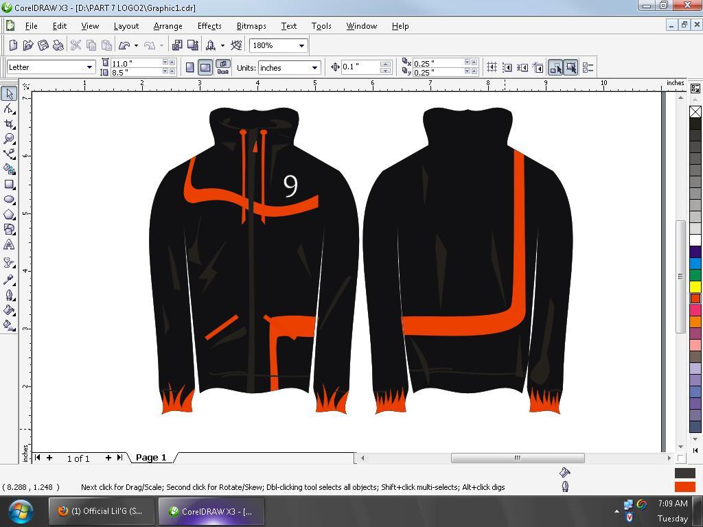 ini jacketku, mana jacketmu?? haha :D