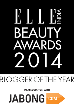 WINNER ELLE BLOGGER AWARD 2014