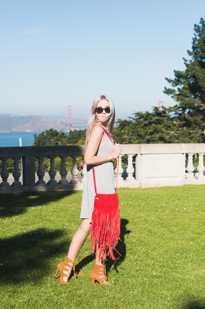 Tobi.com shoes and Jesslyn Blake bag on Bryn Newman San Francisco Fashion Blogger
