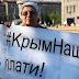 Дорого этот Крым стране обходится - российские блогеры