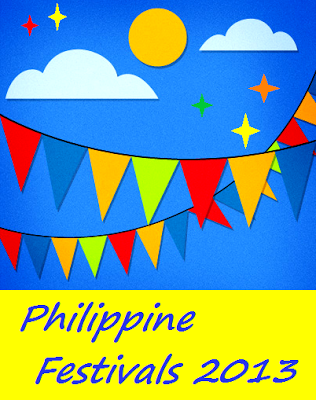 2013 FESTIVALS IN THE PHILIPPINES