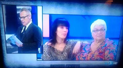 Especial Niños Robados en Telecinco con Jordi González