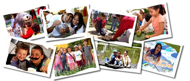 Curso de verano en Xochitla 2014