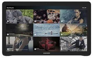 spesifikasi Tablet Samsung Galaxy View