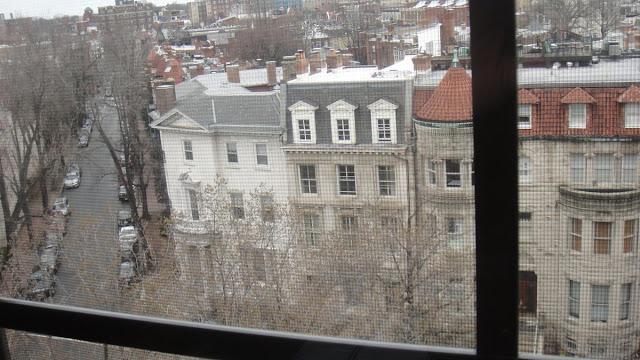 Washington DC - New Hamphishere Av