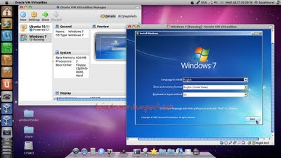 Win7-VirtualBox