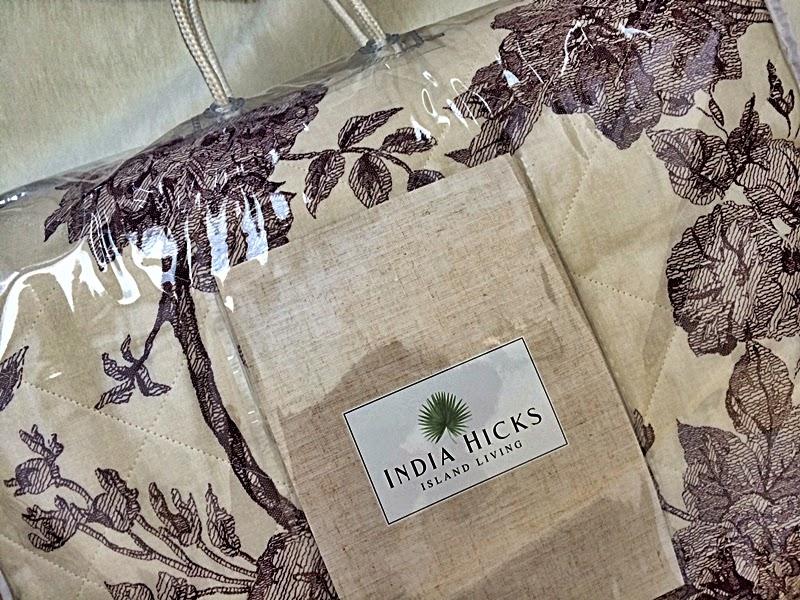 Eat. Sleep. Decorate.: India Hicks Bedding {Guest room Revamp