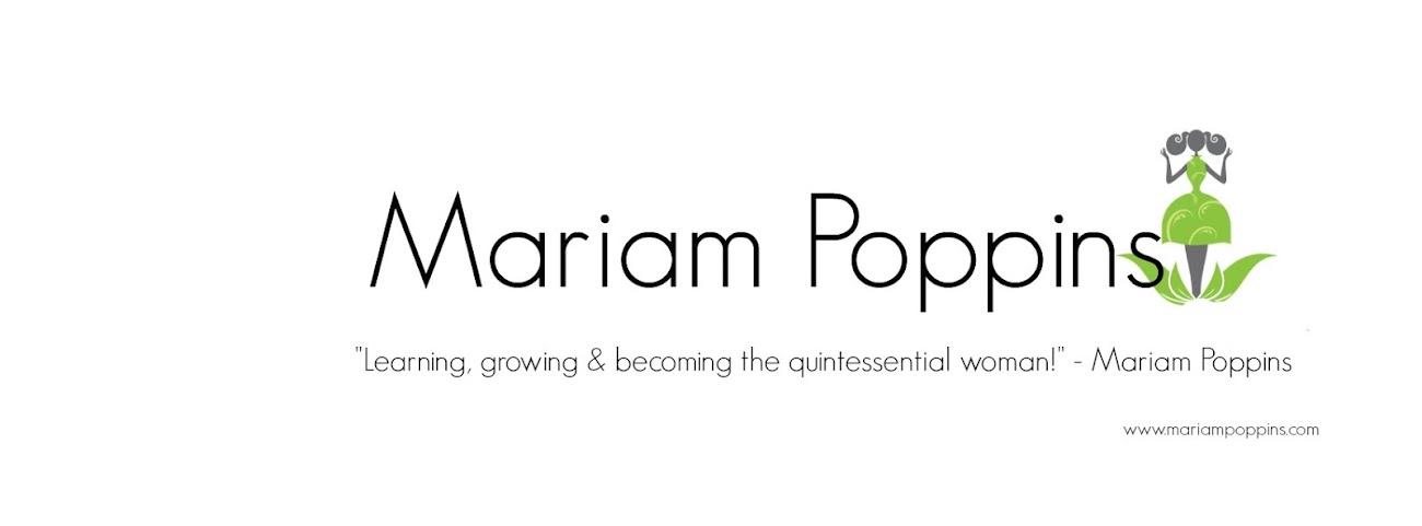 Mariam Poppins