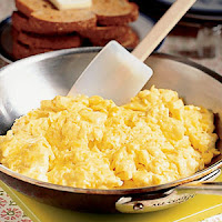 Scrambled eggs / plutonium
