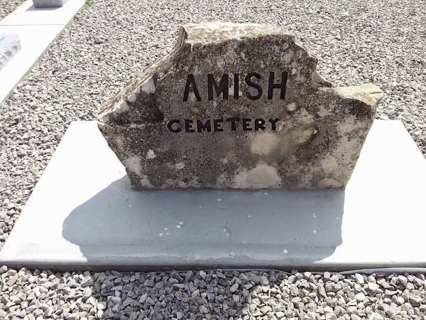 Dodge City: Amish Cemetery