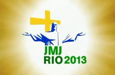 Em 2013, a Jornada Mundial da Juventude é no Brasil!