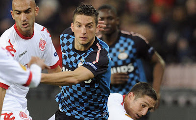 PSV Eindhoven 3 - 3 Hapoel Tel Aviv (2)