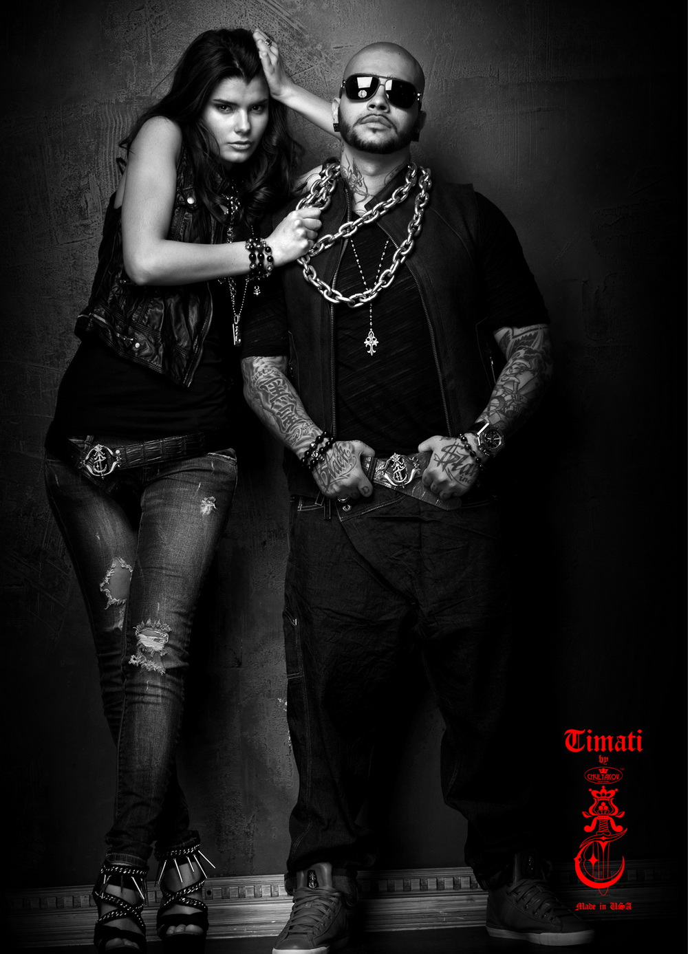Chulyakov New York Gothic Biker Rock And Now Hip Hop