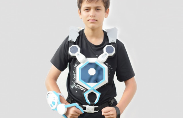 IIT Alumnus Launches SuperSuit Wearable Gaming Platform at CES 2016