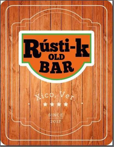 RUSTI-K old bar