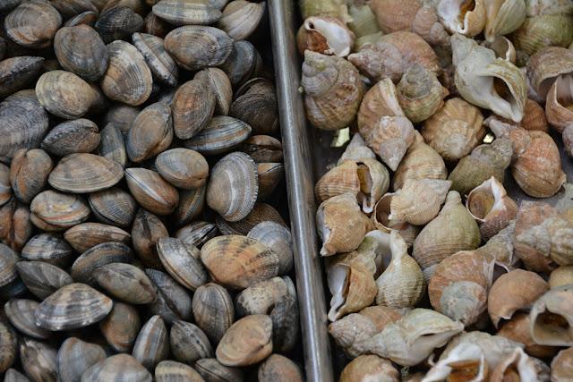 Les Fruits de Mer Marseille
