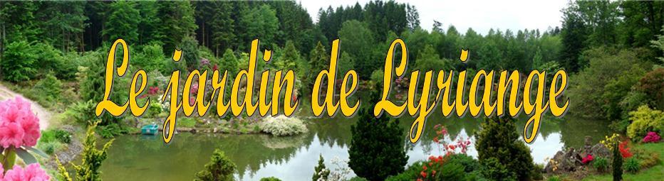 Le jardin de Lyriange