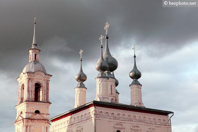 церкви суздаля фото
