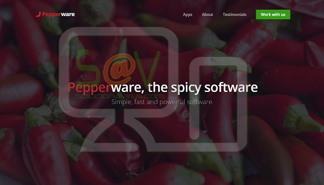 PepperZip - Adware