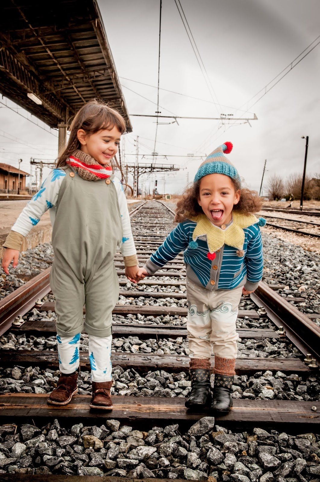 Perfect Days autumn 2014 kidswear collection