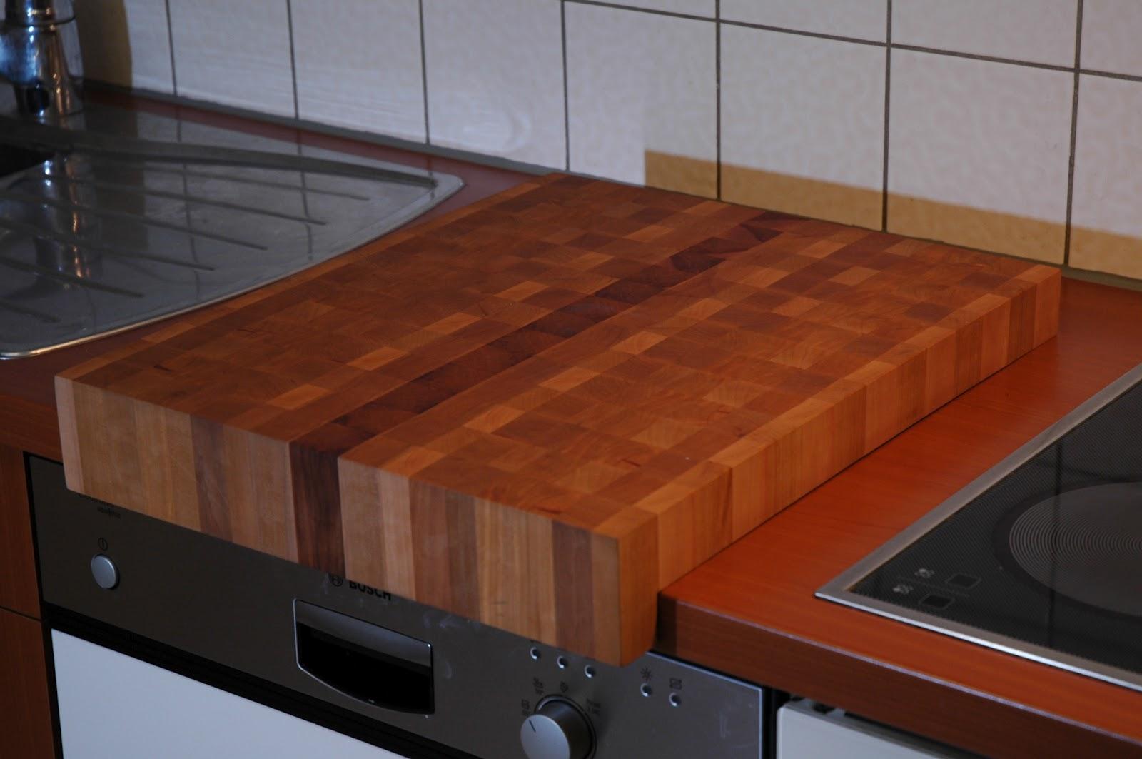holzprojekte gro es schneidebrett. Black Bedroom Furniture Sets. Home Design Ideas