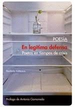 Poetas en tiempos de crisis, 2014