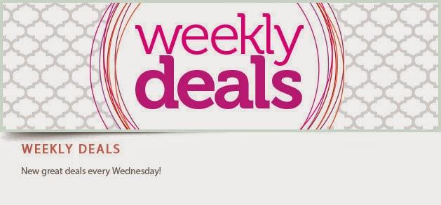 Stampin Up - Wöchentliche Angebote (jeden Mittwoch NEU)