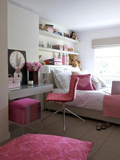 A deco inspiracion exterior dormitorios teen femeninos for Dormitorios femeninos