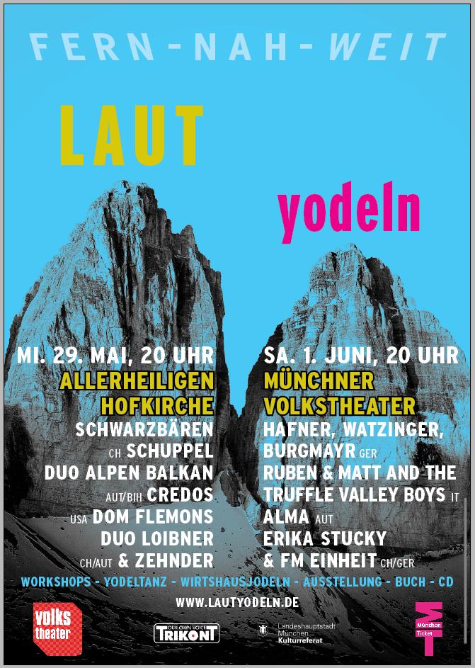 LAUTyodeln Festival