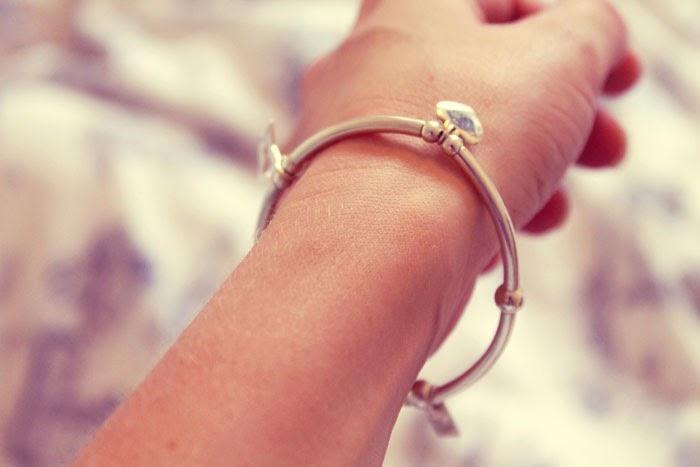chlobo charm bracelet