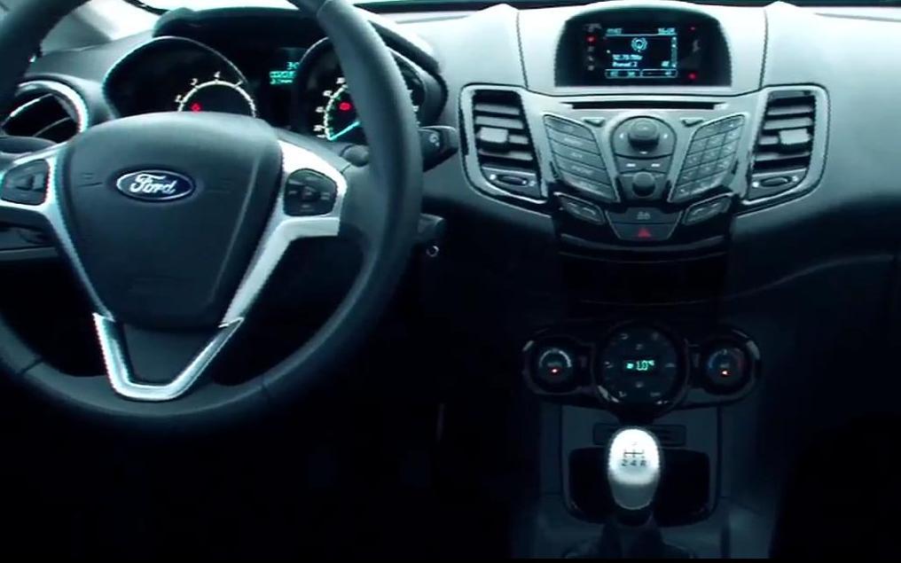 Novo Fiesta Hatch 2014 Fotos Consumo V 237 Deo E