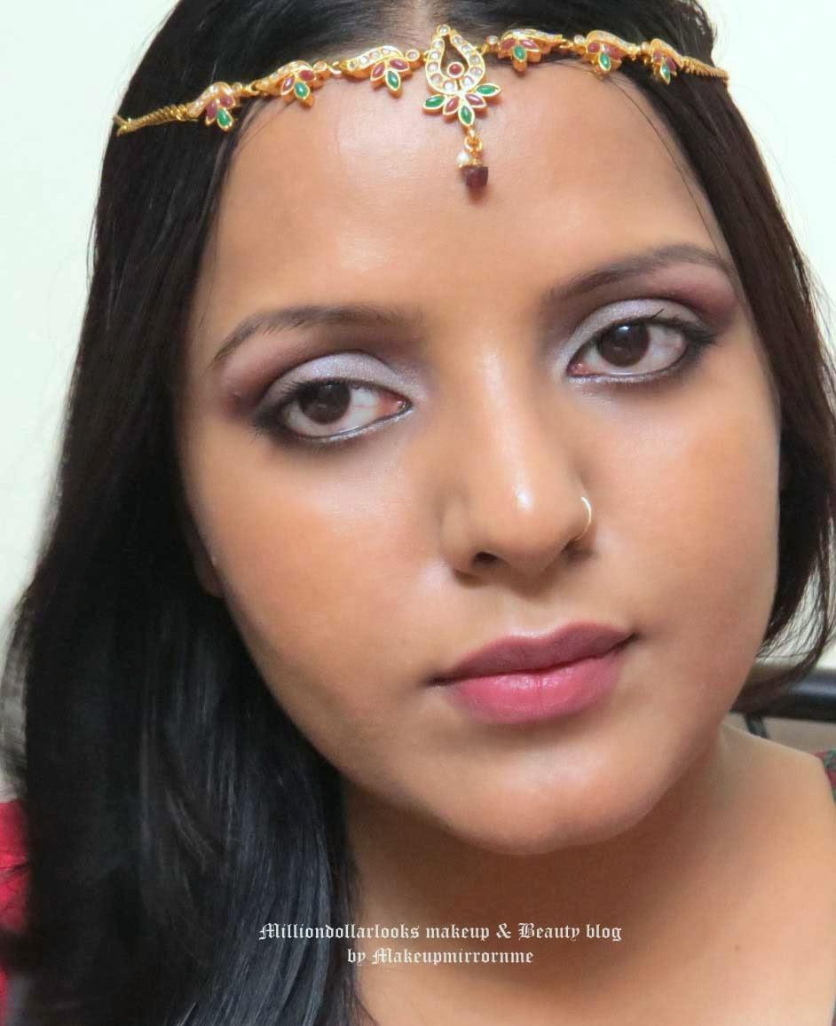 Festive Makeup: My Look for Navratri/Dandia Night, Makeup for dandiya night and navratri, Makeup for durga puja, Indian makeup and beauty blog, Festive makeup, Natural makeup for festivals, Indian makeup blogger, Beauty blogger India, Navratri makeup ideas, Fall makeup trends 2014, Top makeup blogs in India, Milliondollarlooks makeup and beauty blog
