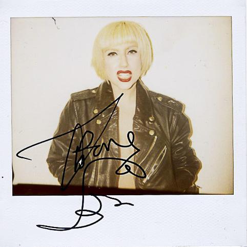 foto de Imágenes del libro de Lady Gaga X Terry Richardson Haus