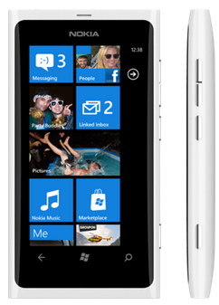 Nokia Lumia 800c Windows