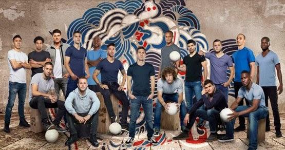El Arte del Fútbol nueva campaña de Pepsi