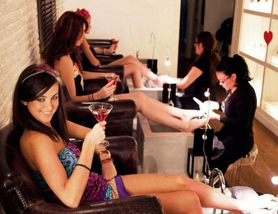 Beauty party: las despedidas diferentes