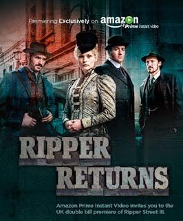 Ripper Street Temporada 3 Poster