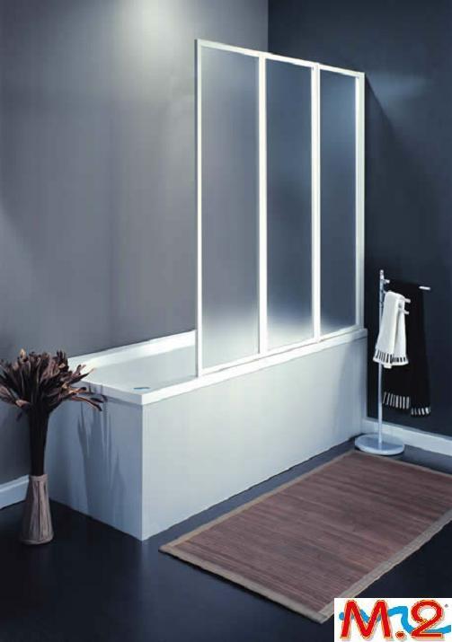 M 2 trasformazione vasca in doccia e sistema vasca nella vasca - Box doccia su vasca da bagno ...