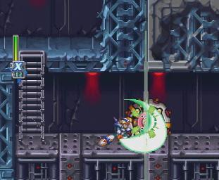 Download Megaman X6 PSX ISO
