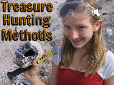 Treasure Hunting Methods