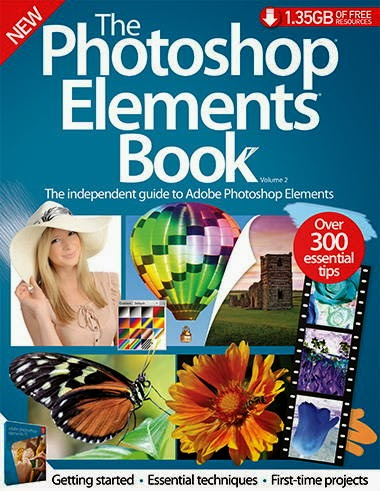 The Photoshop Elements Book Vol.2